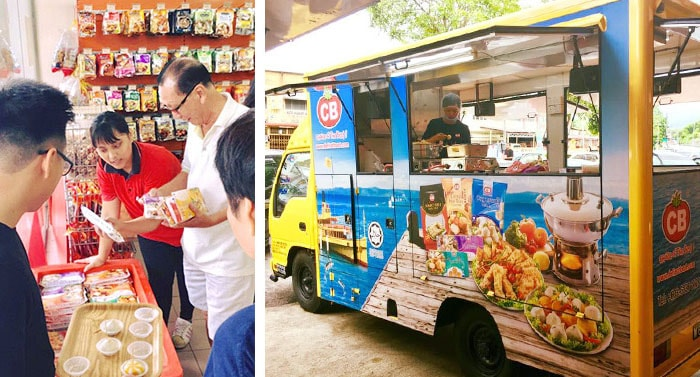 food truck event 2016 - De First Food Malaysia