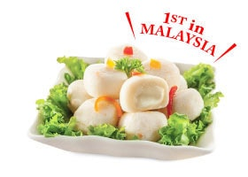Fishball with Cheese