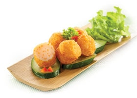 Tobiko Fishball