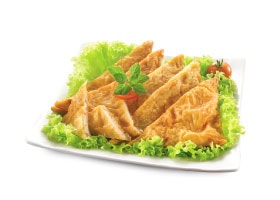 Triangle Fried Bean Curd